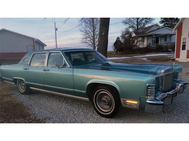 1979 Lincoln Premiere | 921808