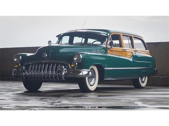 1950 Buick Woody Wagon | 921810