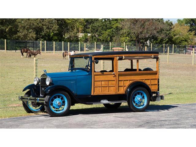1929 Ford Model A | 921812