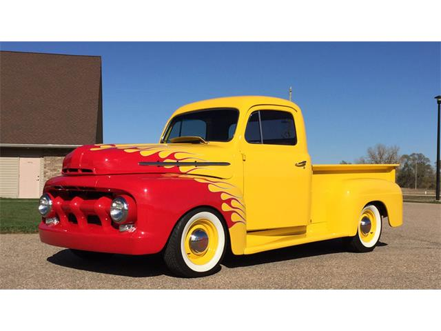 1952 Ford F1 | 921817