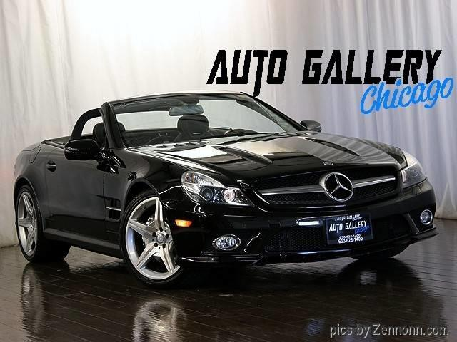 2011 Mercedes-Benz SL55 | 921839