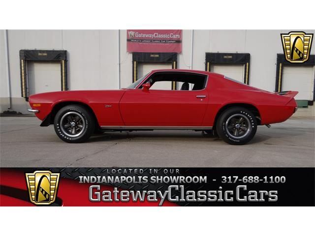 1971 Chevrolet Camaro | 921850
