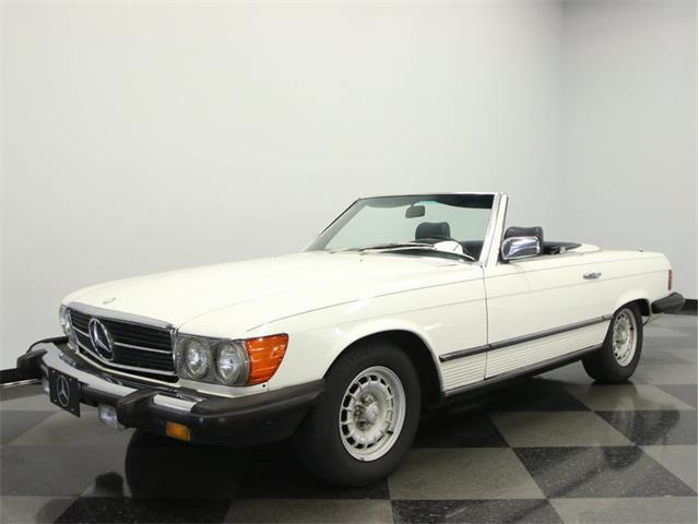 1984 Mercedes-Benz 380SL | 921872