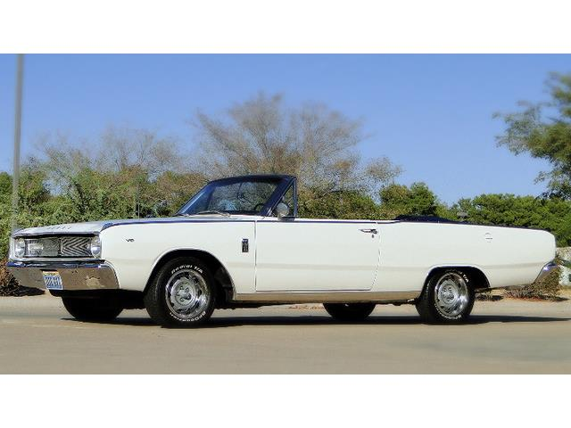 1967 DODGE DART GT FACTORY A/C | 921875