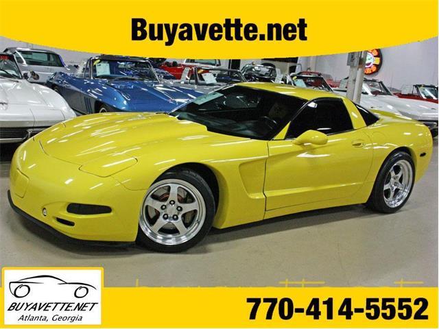 1999 Chevrolet Corvette | 921877