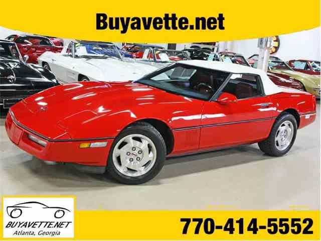 1988 Chevrolet Corvette | 921878