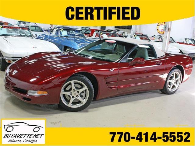 2003 Chevrolet Corvette | 921879