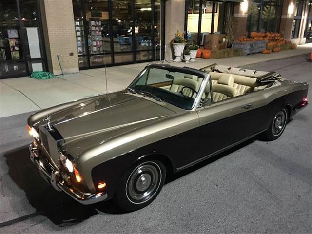 1969 Rolls-Royce Corniche | 921880