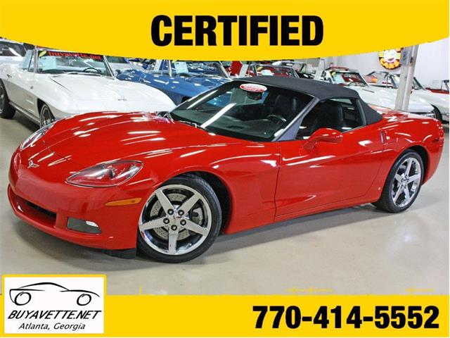 2007 Chevrolet Corvette | 921881