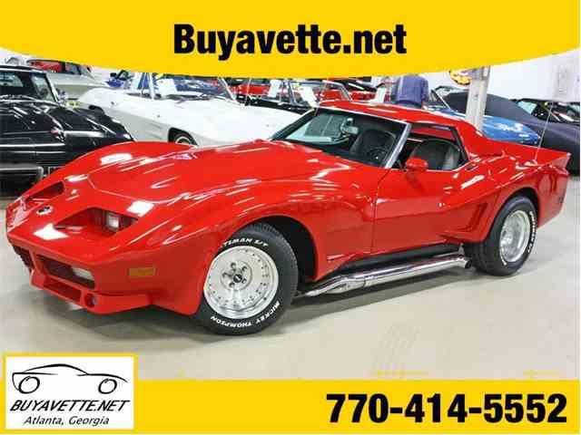 1973 Chevrolet Corvette | 921884