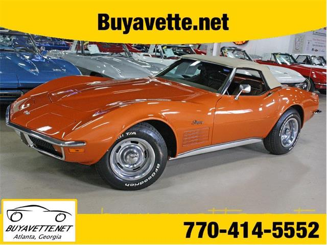 1972 Chevrolet Corvette | 921885