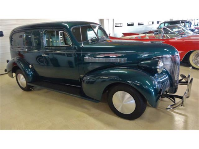 1939 Chevrolet Sedan Delivery Master Deluxe | 921888