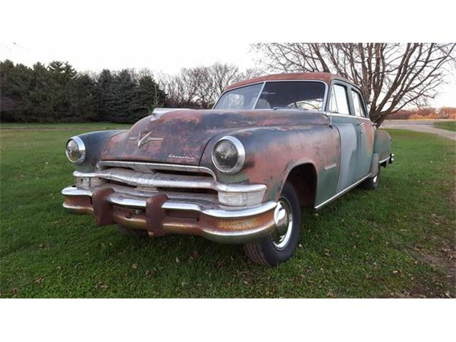 1951 Chrysler Imperial Crown | 921889