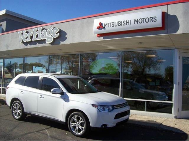 2014 Mitsubishi Outlander | 921891