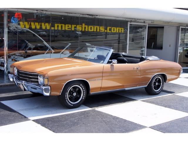 1972 Chevrolet Malibu | 921893
