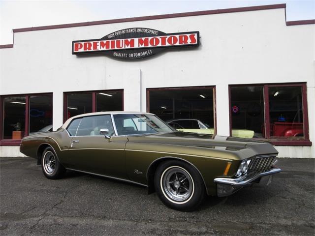 1972 Buick Riviera | 921895