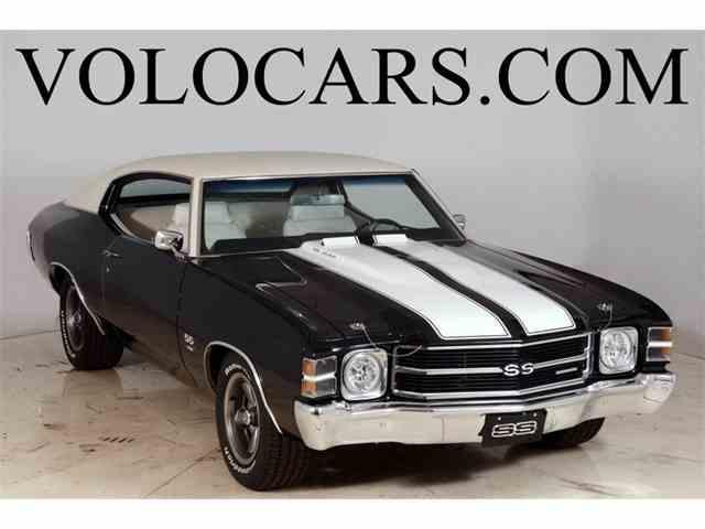 1972 Chevrolet Chevelle SS | 921896