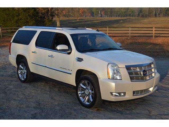 2008 Cadillac Escalade | 921914