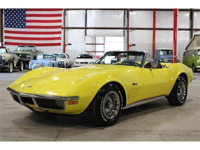 1970 Chevrolet Corvette | 921922