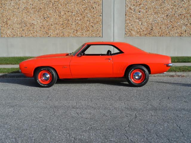 1969 Chevrolet Camaro | 921923