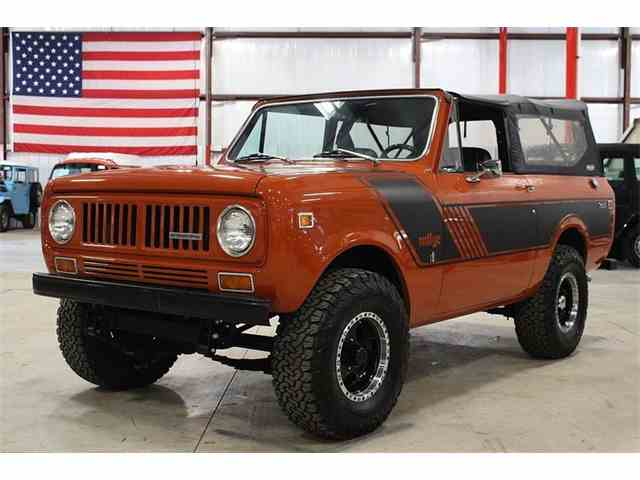 1973 International Scout | 921926