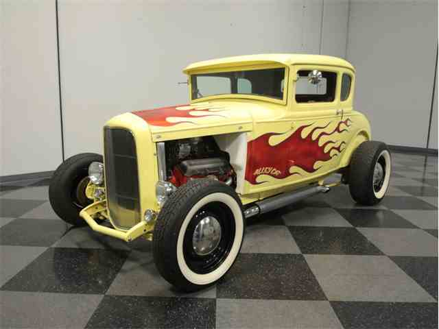1930 Ford 5-Window Coupe | 921928