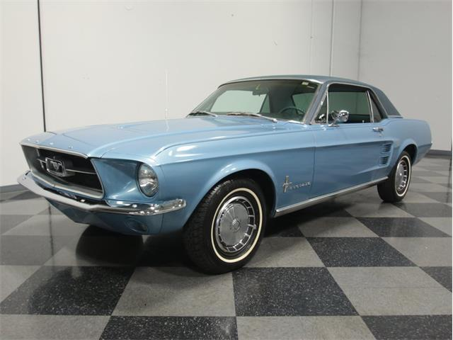 1967 Ford Mustang | 921929