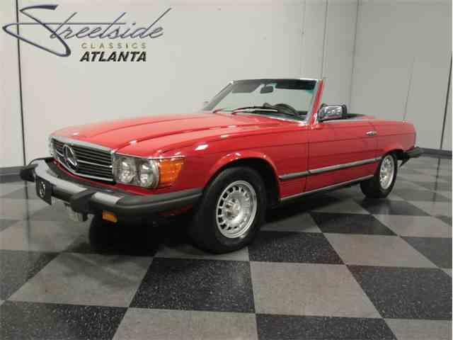 1976 Mercedes-Benz 450SL | 921931