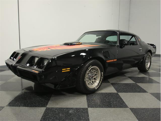 1979 Pontiac Firebird Trans Am | 921933