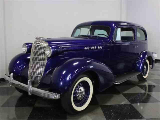 1936 Oldsmobile F36 2 Door Touring | 921944