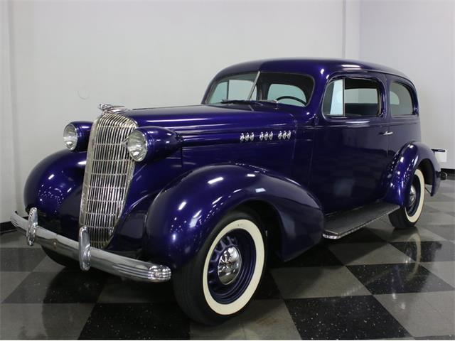 1936 Oldsmobile F36 2 Door Touring | 921944