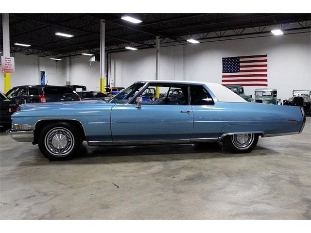 1972 Cadillac Coupe DeVille | 921946