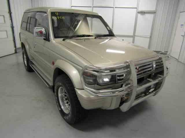 1991 Mitsubishi Pajero | 920195