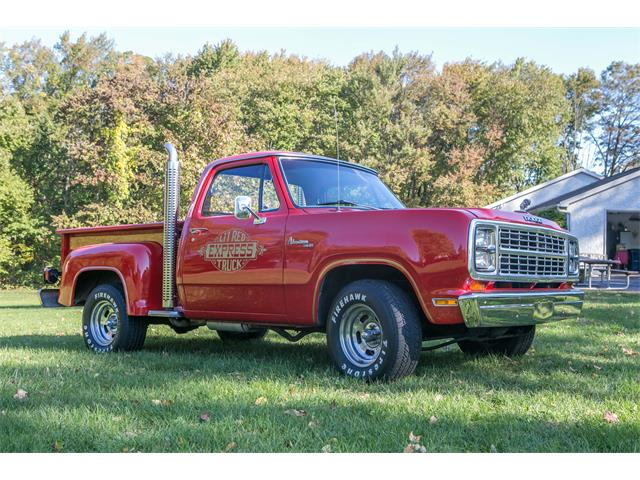1979 Dodge Lil Red Express Pickup  | 921965
