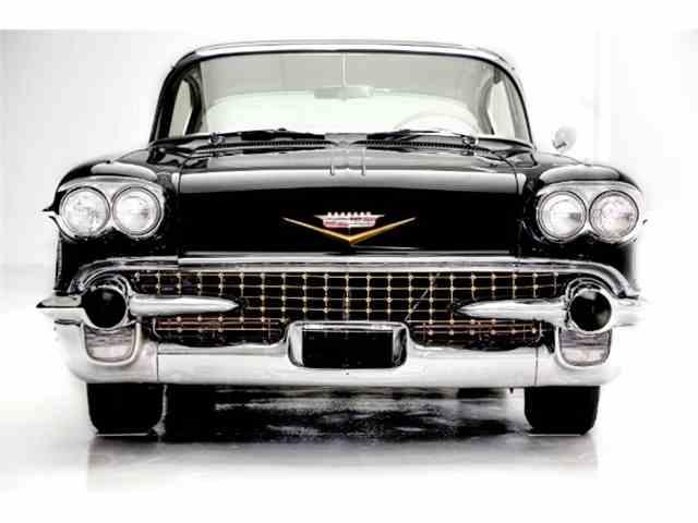 1958 Cadillac Series 62   921970