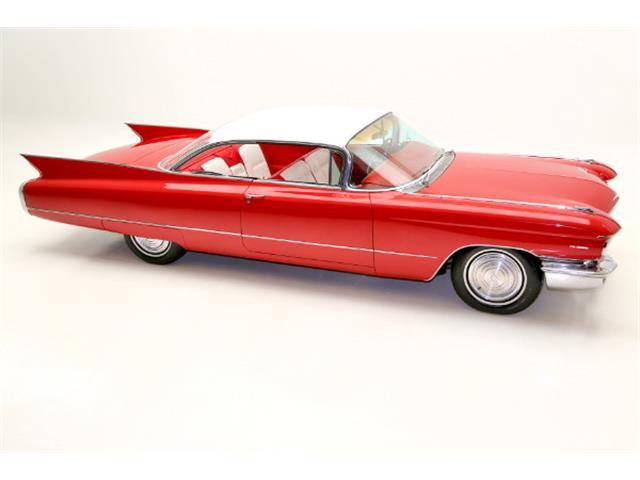1960 Cadillac Series 62 | 921971