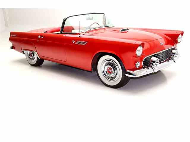 1955 Ford Thunderbird   921974