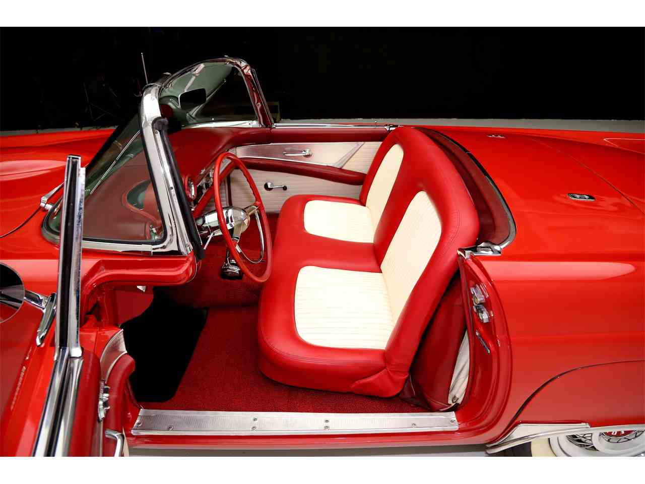 Large Picture of '55 Thunderbird - JREE