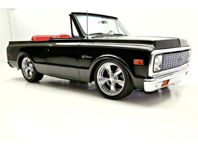 1972 Chevrolet Blazer | 921975