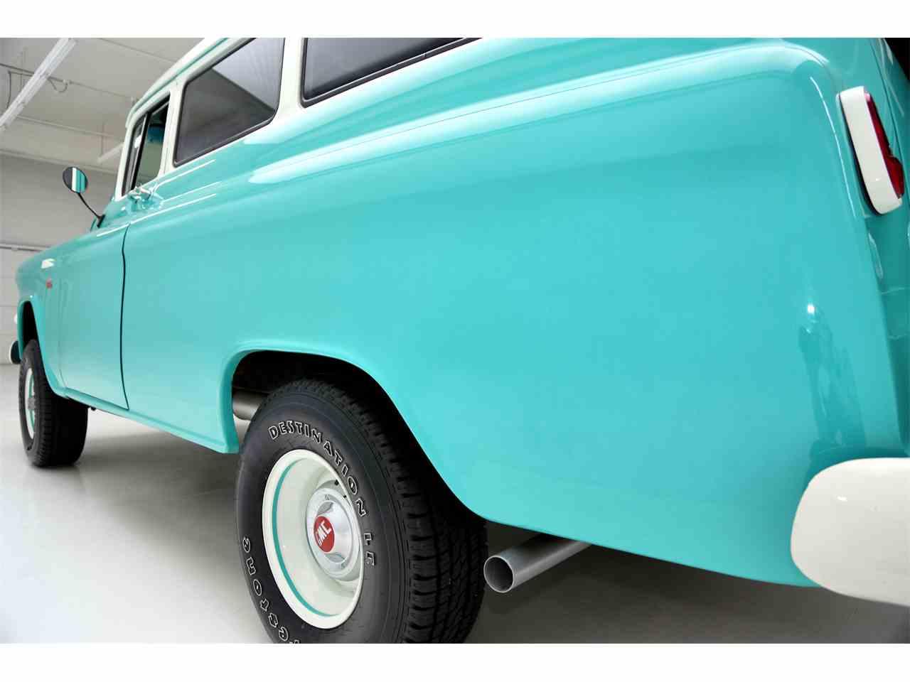 1957 gmc suburban for sale cc 921977. Black Bedroom Furniture Sets. Home Design Ideas