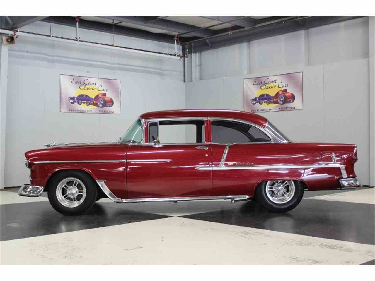 Large Picture of '55 Bel Air - JREP