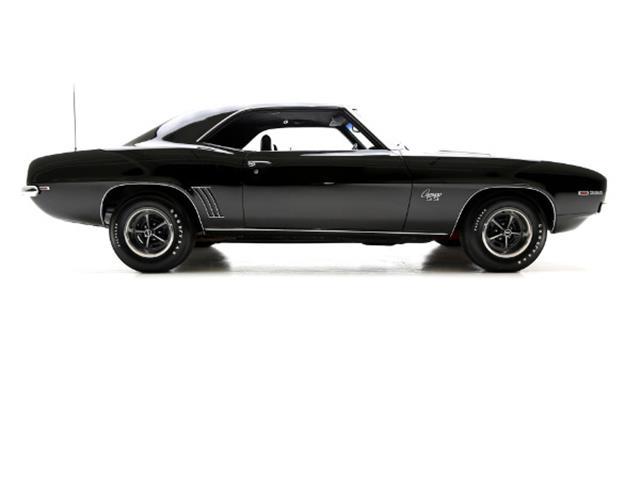 1969 Chevrolet Camaro | 921989
