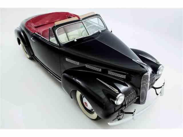 1940 Cadillac LaSalle   921994