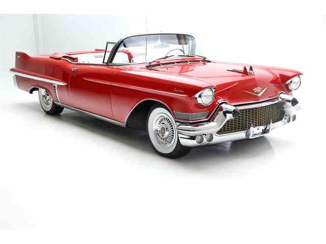 1957 Cadillac Series 62   921997