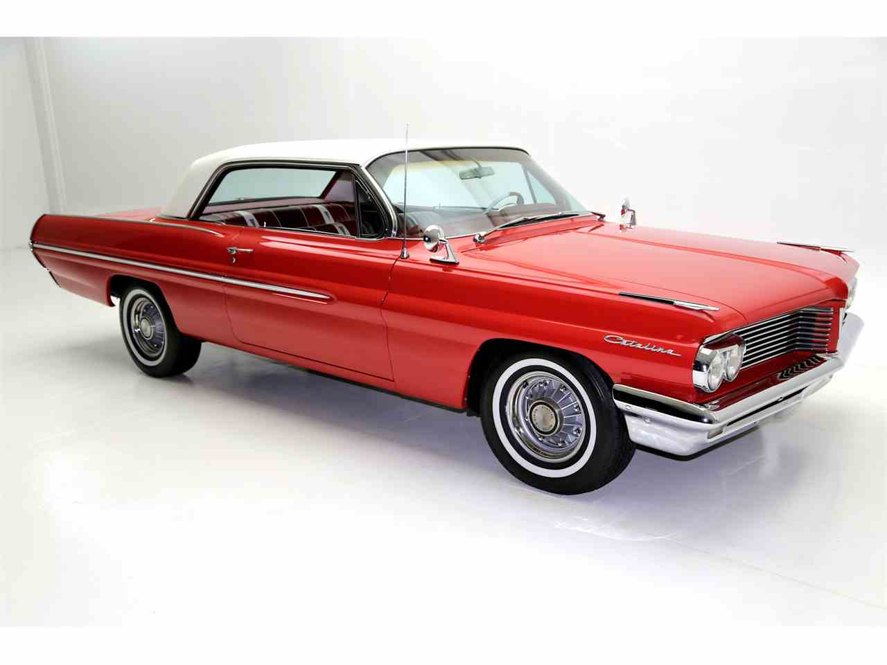 1962 pontiac catalina for sale cc 922005. Black Bedroom Furniture Sets. Home Design Ideas