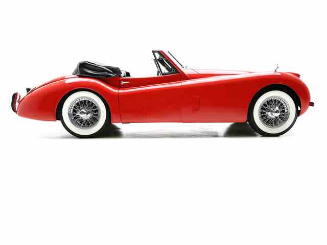 1954 Jaguar XK120 | 922010