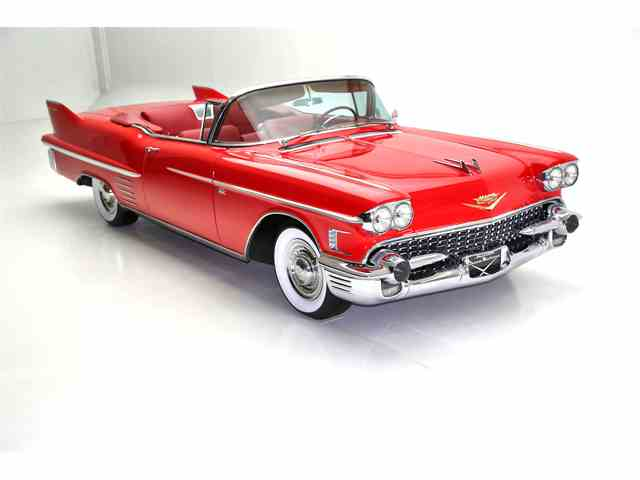 1958 Cadillac Series 62 | 922012