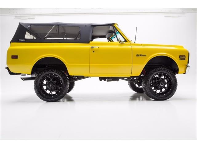 1971 Chevrolet Blazer | 922016