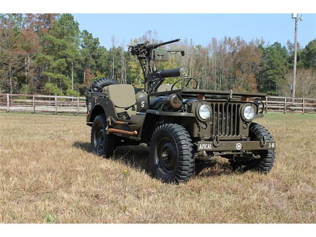 1951 Willys Jeep | 920203