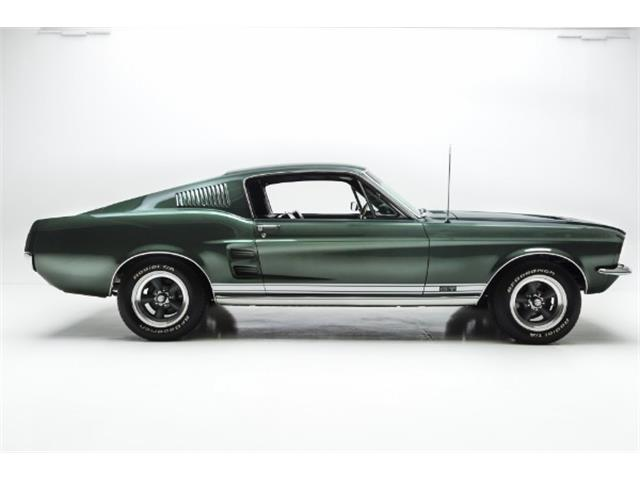 1967 Ford Mustang GT | 922036